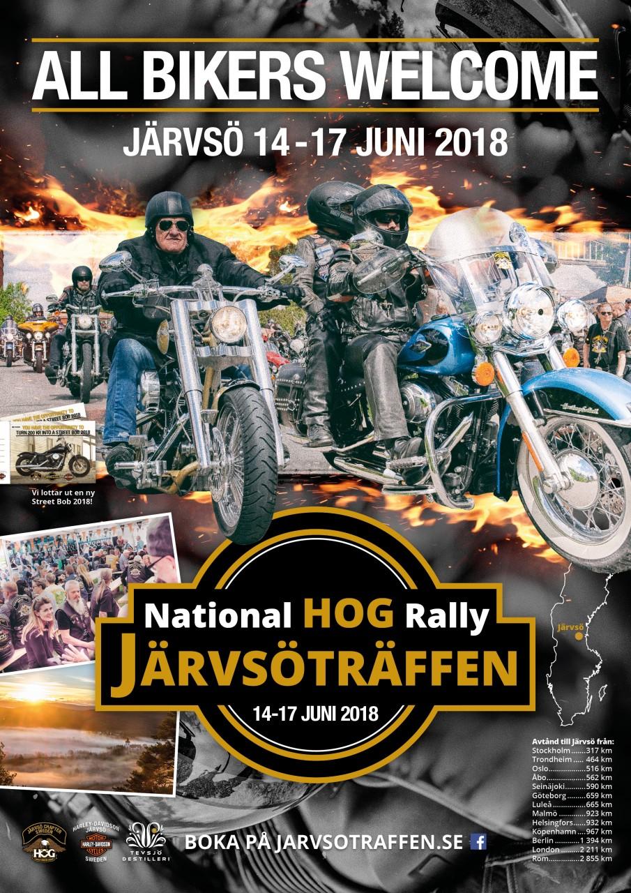 Swedish - Järvsöträffen 2018